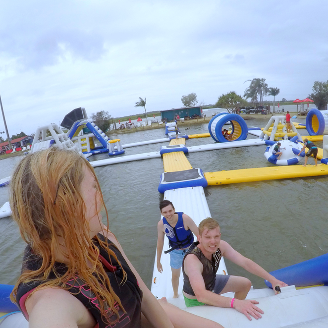 Bli Bli, Aqua, Park, Water, Fun, outside, Summer, Active, Adventure