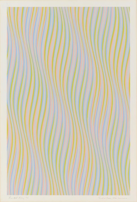 Bridget RILEY @ NGV