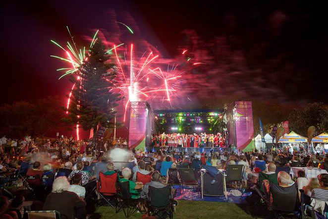 Broadbeach christmas carols, gold coast christmas carols, what's on december gold coast