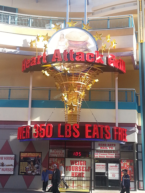 Burger, Las Vegas, Food