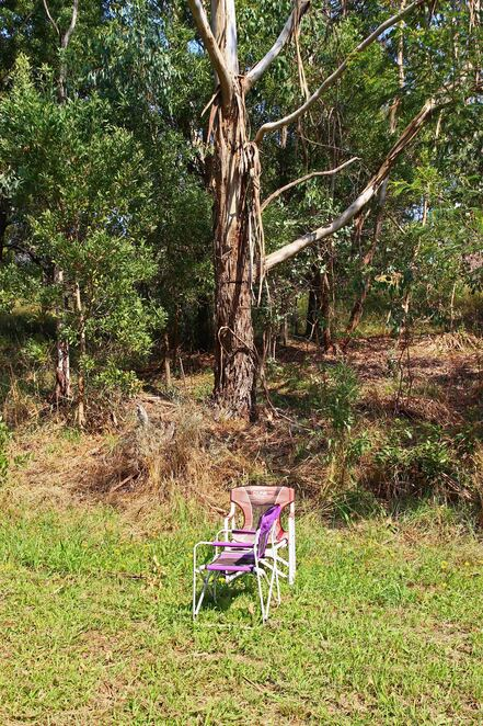 Chairs in reserve