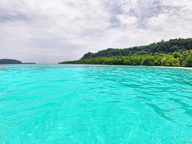 Champagne Beach, White sand, Vanuatu, Beautiful Beaches