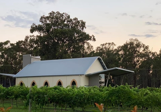 chapel, Peter Drayton Wines, Hunter Valley
