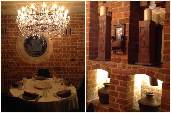 Crystal room, Bhoomi Indian Restaurant, Glebe