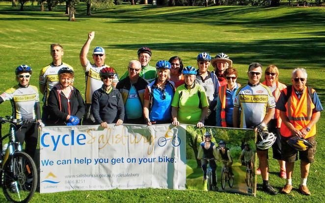 cycling for fun, social cycling, social cycling groups in adelaide, benefits of cycling, cycling for weight loss, mountain bikes, cycle salisbury, bike sa, cycling events in adelaide