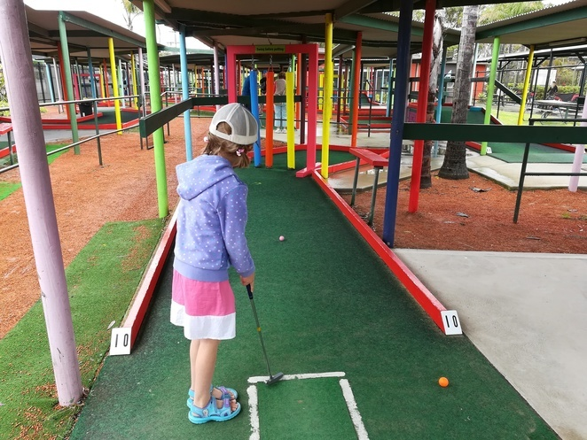 david grahams, golf complex, mini golf, putt putt, under cover, rainy day, rainy day ideas, port stephens, nelson bay, NSW, shoal bay, anna bay, little beach, salamander bay, kids, family, children, indoor,