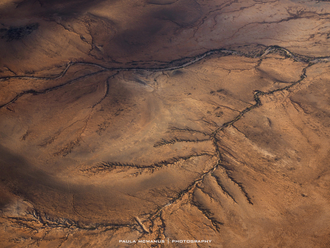 Dry river beds, Flinders Ranges