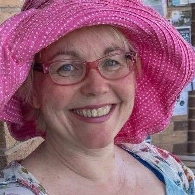 Edwina Shaw, workshop facilitator and author of A Guide Through Grief