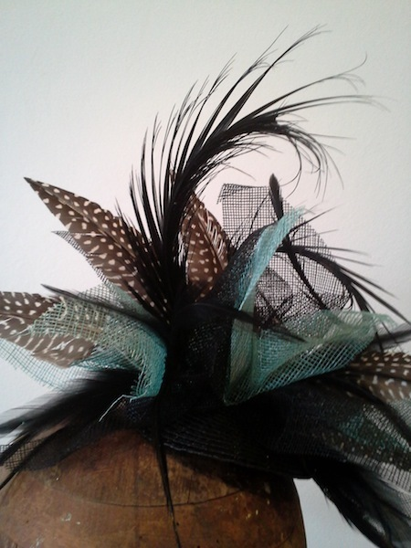 fascinator, Johanna Guerin Milliner, make a race hat, whats on in brisbane