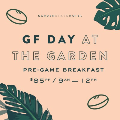 Footy, AFL special days, Private dining on grand final day, AFL grand final, footy grand final, football events, Federation square events, hotel packages, Pre-Game Breakfast Packages,