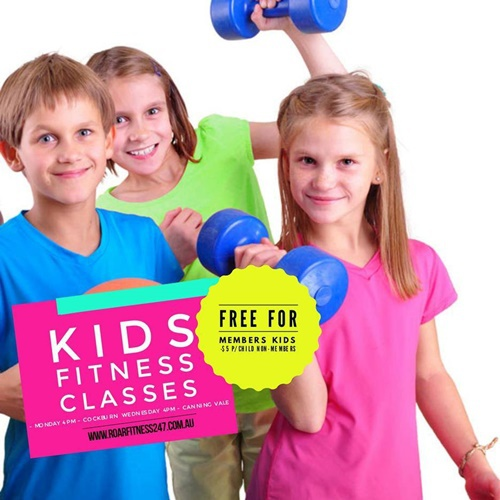 free,fitness,classes,for,kids