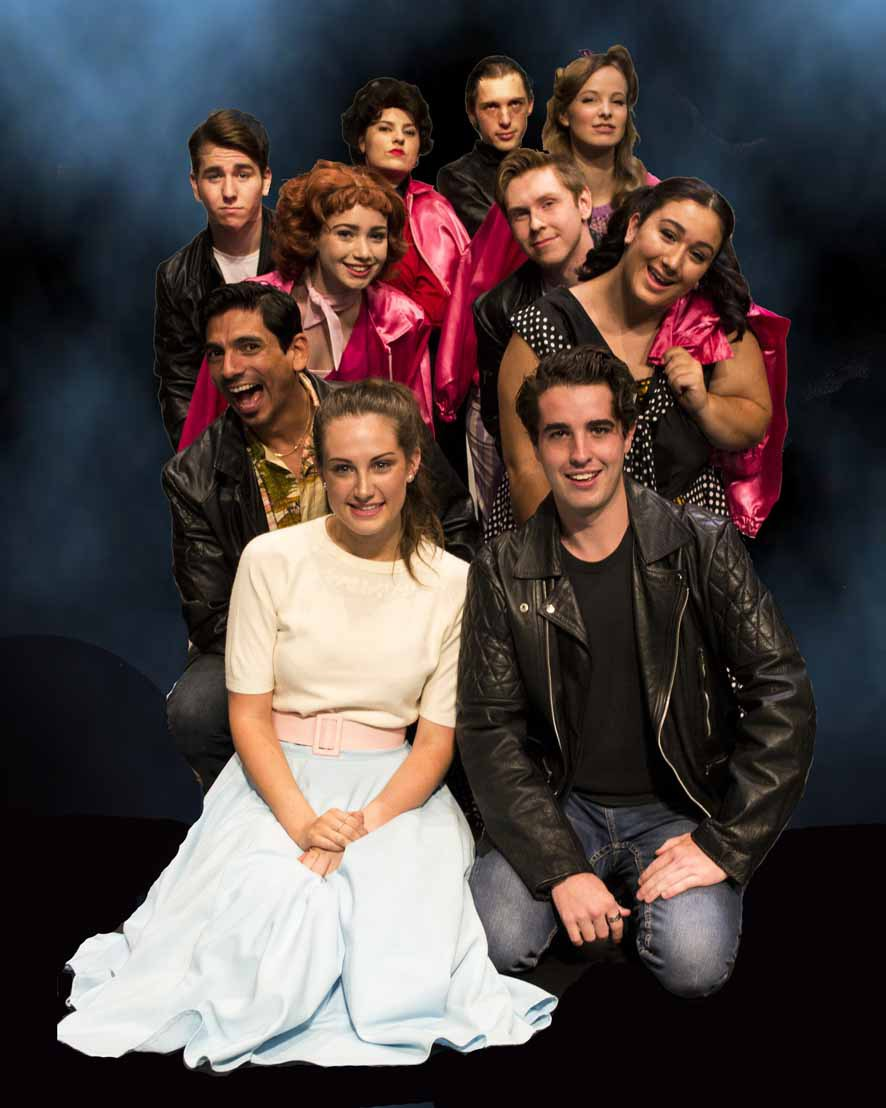Grease the musical theatre review sydney