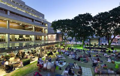 Green Jam Sessions, QPAC