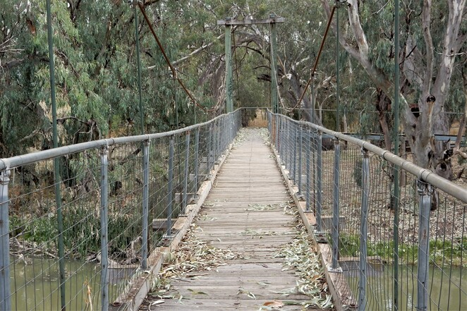 Hillston,Outback New South Wales,Outback holidays,Lachlan River,Outback road trip,Things to do in Hillston,Things to do in outback nsw,Central New South Wales,Outback Australia,Swing bridge,
