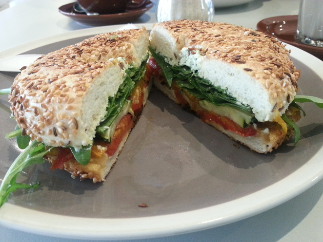 Huff Bagelry - Mentone