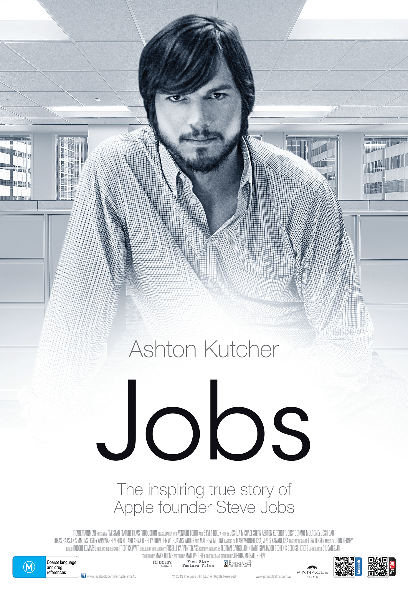 Jobs - Film Review - Everywhere