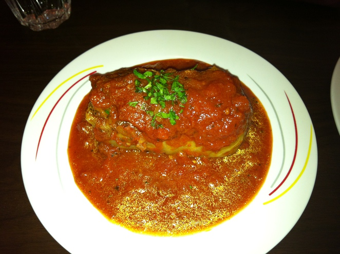 Mama's Cabbage Roll