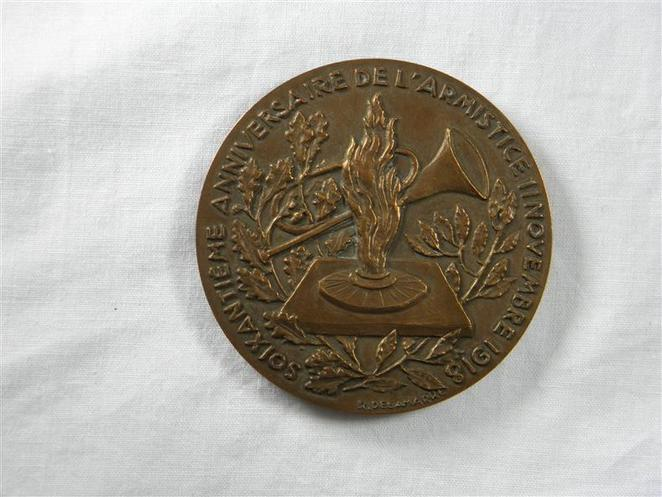 Medal in Drysdale RSL Collection