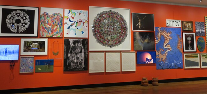 new woman, artists, museum of Brisbane , MoB, exhibition, sculpture, art