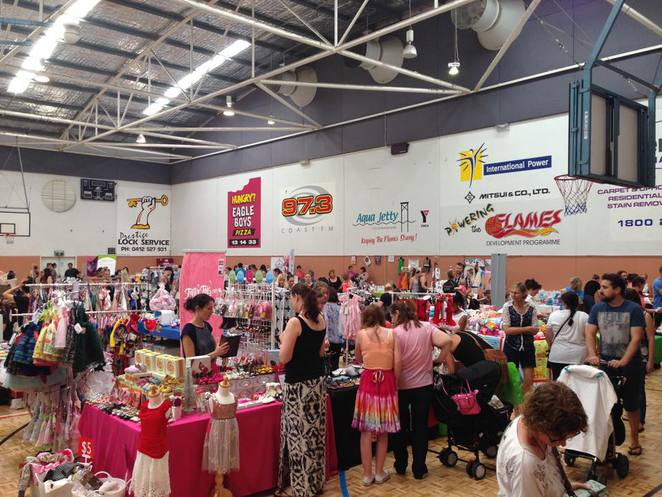 Perth Baby and Children's Market, Rockingham, Mike Barnett Sporting Complex, Markets Perth
