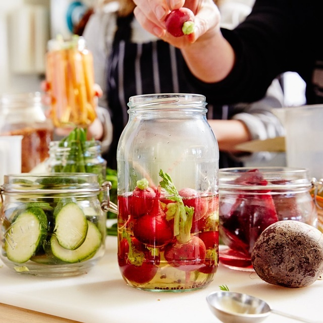 Pickling,Intensive,course