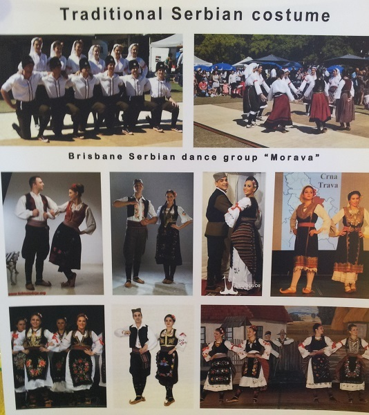 serbian festival, serbian costumes, serbia, national dress