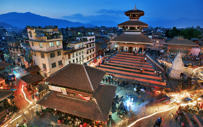 Shrine of Nepal