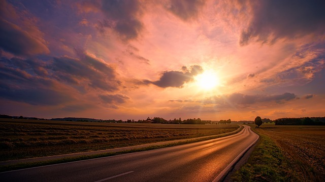 song, music, road