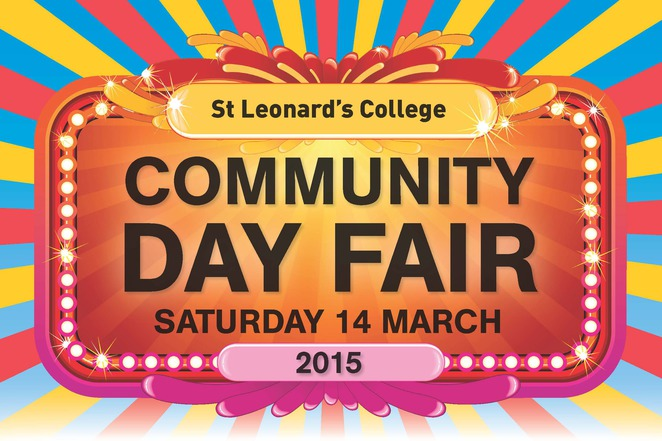 St Leonards Community Day Fair, Fete, Market, Carnival