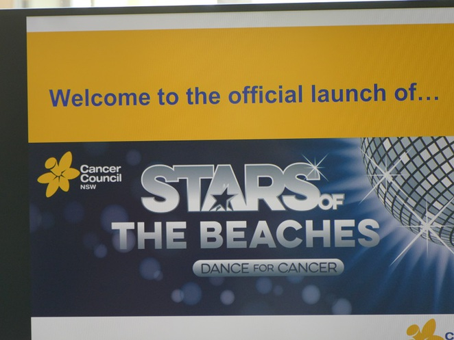 Stars of the Beaches Dance for Cancer