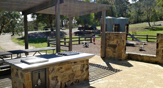 tidbinbilla nature discovery playground, tidbinbilla nature reserve, best picnic spots, canberra, ACT, national parks,