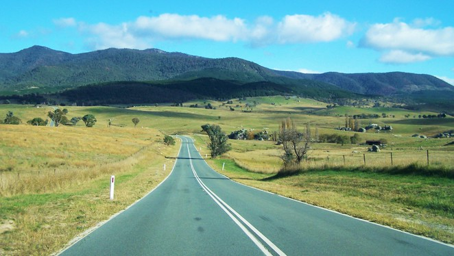 tourist route 5, best bike rides, bike riding in canberra, ACT, deep space complex, cotter reserve, canberra,