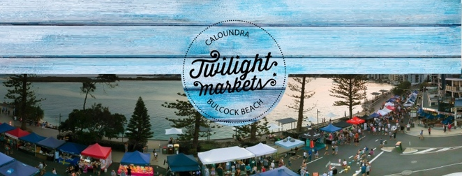 Twilight Markets Caloundra, Friday nights, friends, family, eating out, sunsets, shopping, Bulcock Beach, locals, holidaymakers, street food, gourmet lollies, fashion, jewellery, live music, street performers, Pumicestone Passage, Downtown Caloundra Street Art Trail, food trucks, stallholder applications