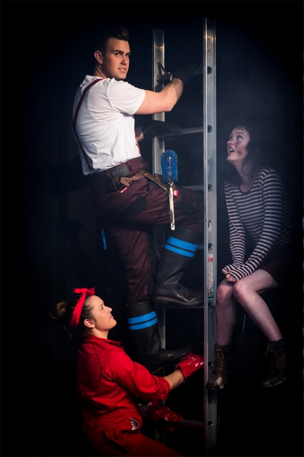Urinetown, Melville Theatre, musical, comedy, play, performing arts, Tony Award, humour