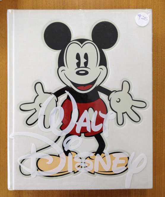 Walt Disney's Book on Mickey Mouse