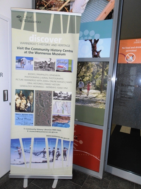 Learn more about Wanneroo's history and heritage at the Wanneroo Museum!