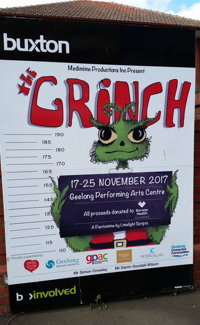 The Grinch @ GPAC