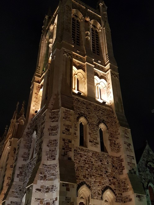 9 Impressions of Adelaide after dark