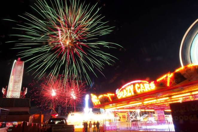 ActewAGL Royal Canberra Show, the canberra show, ACT, ACT events, family fun, fireworks, shows, agricultural shows,