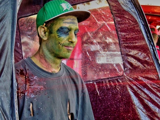 adelaide zombie walk, adelaide zombie walk 2017, zombie walk, in adelaide, rundle park, free, foodbank sa, market stalls, fun for kids, blood transfusion