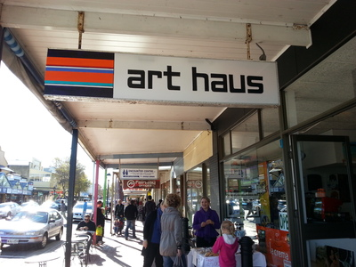 Art Haus Gallery & Cafe