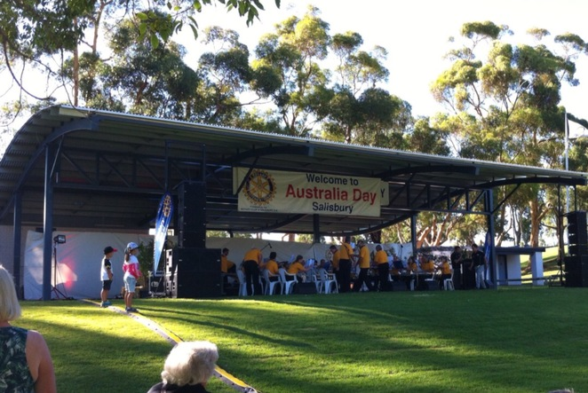 Australia Day Family Picnic 2017