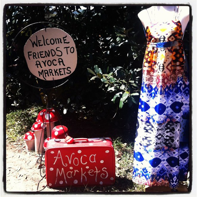 Avoca markets, central coast markets