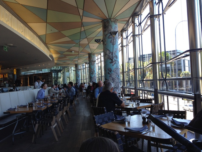 Balla, the star, Pyrmont, lunch, express lunch, lunch with kids, kid friendly, Italian restaurant, simple