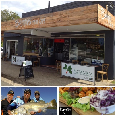 bergies fish cafe, thirroul, austonmer, wollongong, canberra road trips, NSW, ACT, mark berg,