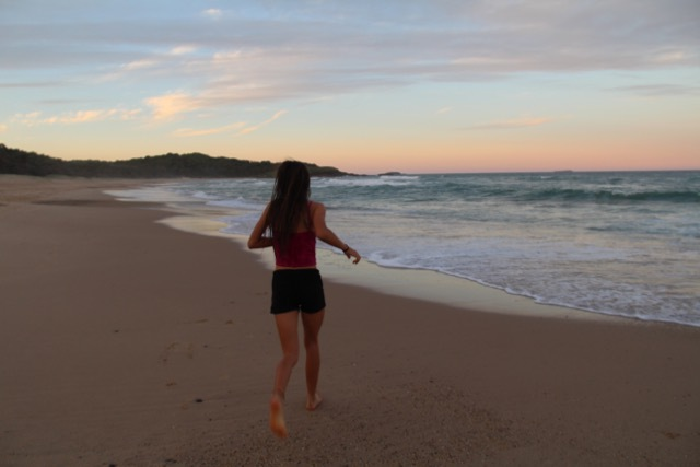 Best things to do Coffs Harbour, free things Coffs Harbour, top 10 free fun Coffs Harbour, best things Coffs Harbour, places to visit Coffs Harbour, beach running, beach running to increase fitness, what to do Coffs Harbour, ways to get fit, best ways to get fit