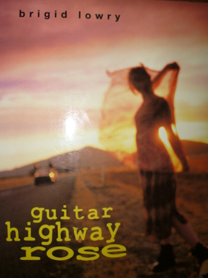 book cover guitar highway rose