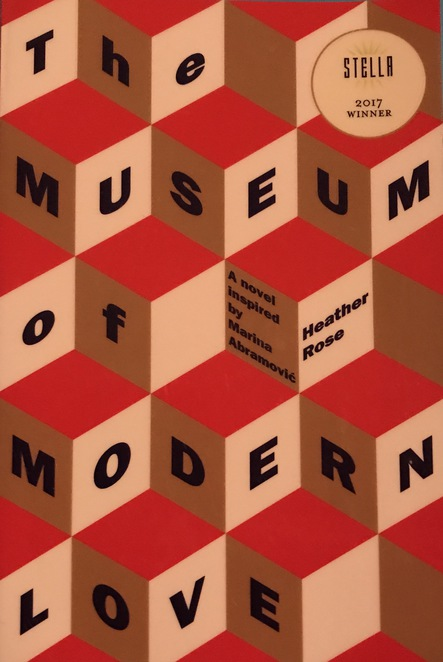 Books, reading, recommendations, Heather Rose, The Museum of Modern Love, indoor activity