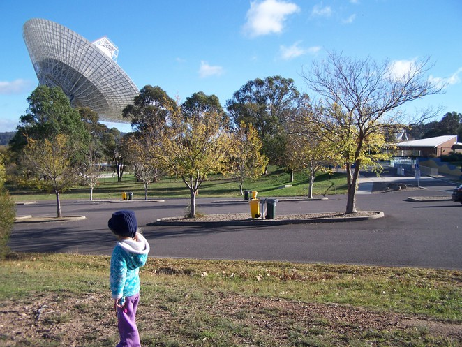 Canberra Deep Space Communications Complex
