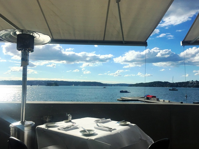Catalina, Rose Bay, Restaurant, Bar, Sydney Seaplanes